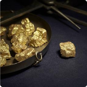 Mineração de ouro
